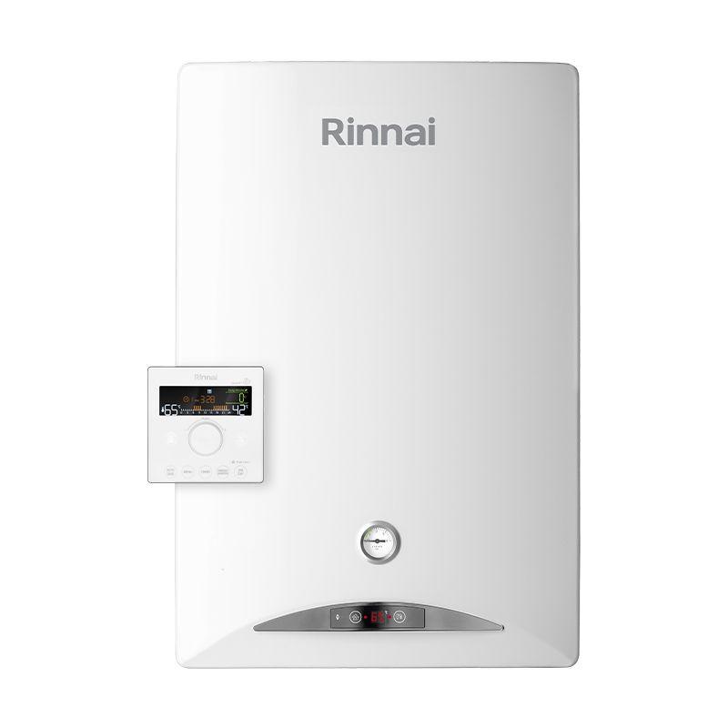 Caldeira condensação Rinnai Zen